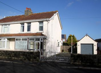 Thumbnail 3 bed semi-detached house for sale in High Street, Worle, Weston-Super-Mare