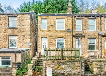 Thumbnail 2 bedroom end terrace house for sale in Lowergate, Paddock, Huddersfield