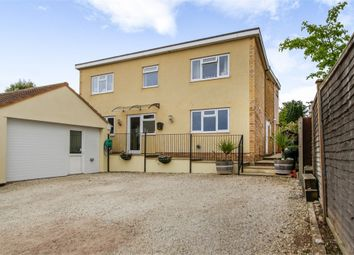 Thumbnail 5 bed detached house for sale in Cliff Road, North Petherton, Bridgwater, Somerset