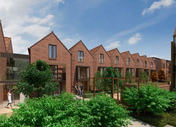 Thumbnail 3 bed town house for sale in Woodside Square, Muswell Hill, London