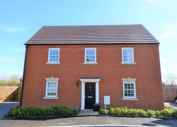 Thumbnail 2 bed flat to rent in Prescod Close, Wellingborough