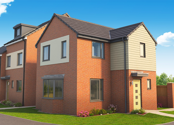 "Thumbnail 3 bed property for sale in ""The Canterbury At Central Park, Darlington"" at Haughton Road, Darlington"
