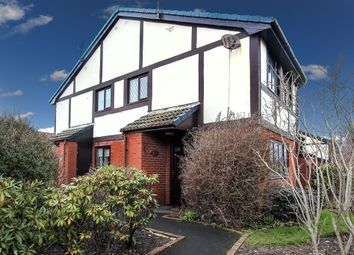 Thumbnail 1 bed semi-detached house for sale in Dalkeith Avenue, Blackpool