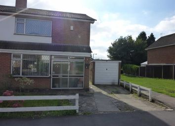 Thumbnail 3 bedroom semi-detached house to rent in Westray Drive, Hinckley