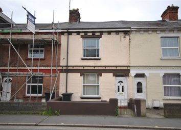 Thumbnail 2 bedroom terraced house for sale in Rolle Street, Barnstaple