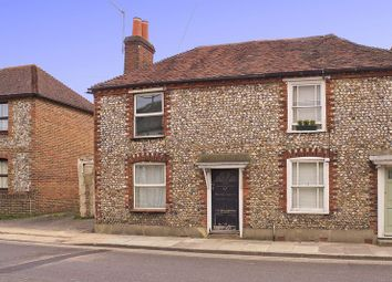 Thumbnail 2 bed semi-detached house for sale in St. Pauls Road, Chichester