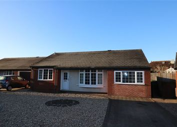 Thumbnail 4 bed detached bungalow for sale in Newfield Drive, Carlisle, Cumbria