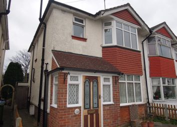 Thumbnail 3 bedroom semi-detached house for sale in Warren Avenue, Shirley Warren