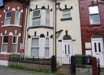 Thumbnail 1 bed flat to rent in Allerton Grove, Birkenhead, Wirral