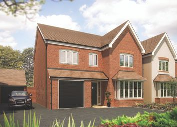 """Thumbnail 4 bed detached house for sale in """"The Alder"""" at Haughton Road, Shifnal"""