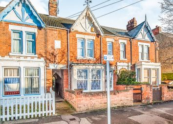 Thumbnail 4 bed terraced house for sale in The Pantiles, All Saints Road, Peterborough