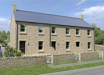 Thumbnail 3 bedroom terraced house for sale in Plot 4 Deer Glade, Darley, Harrogate, North Yorkshire