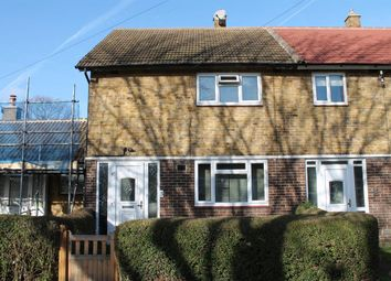 Thumbnail 3 bed end terrace house for sale in Bargrove Crescent, London