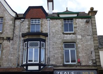 Thumbnail 3 bedroom maisonette for sale in The Arcade, Fore Street, Okehampton