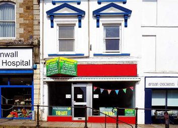 Thumbnail Retail premises to let in 23 Market Jew Street, Market Jew Street, Penzance