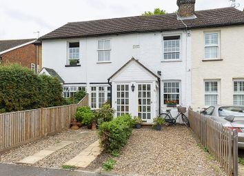 Thumbnail 2 bed terraced house for sale in Rushett Close, Thames Ditton