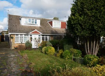 3 bed semi-detached bungalow for sale in Hever Road, West Kingsdown, Sevenoaks TN15