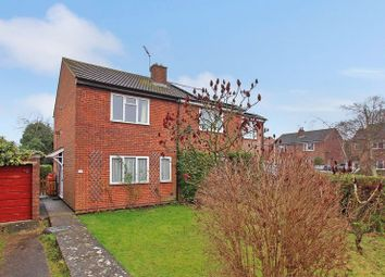 Thumbnail 2 bed semi-detached house for sale in Lukes Lea, Marsworth, Tring