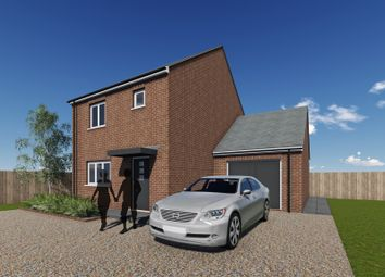 Thumbnail 3 bed detached house for sale in Plot 22 Hythe Views, 2 Hythe Views Close, Methwold, Thetford