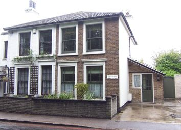 Thumbnail 2 bed semi-detached house to rent in Nonsuch Place, Ewell Road, Cheam, Sutton