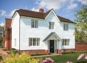 "Thumbnail 4 bed detached house for sale in ""The Chestnut"" at Horebeech Lane, Horam, Heathfield"
