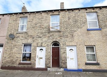 Thumbnail 2 bed flat for sale in Edward Street, Off London Road, Carlisle