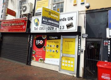 Thumbnail Retail premises for sale in Dudley Road, Wolverhampton