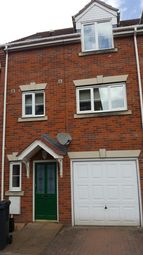 Thumbnail 3 bed town house to rent in Maurice Rae Close, Norwich