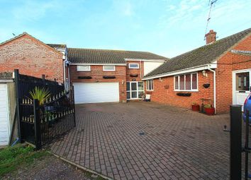 Thumbnail 6 bed detached house for sale in Walcott Road, Bacton, Norwich, Norfolk