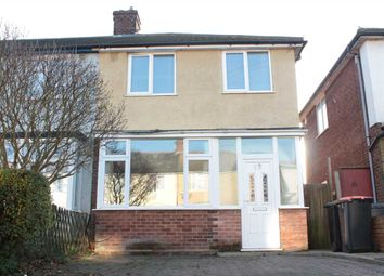 Thumbnail 4 bed end terrace house to rent in Hazelwood Road, Shortstown, Bedford