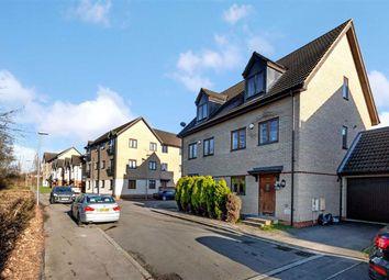 Corris Court, Broughton, Milton Keynes, Bucks MK10. 3 bed semi-detached house for sale