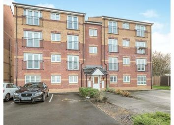 Thumbnail 2 bed flat for sale in Everside Close, Worsley, Manchester, Greater Manchester