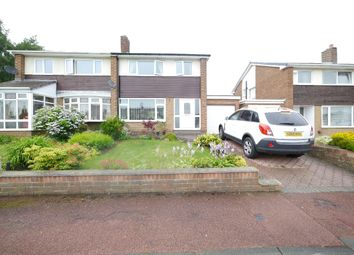 Thumbnail 3 bed semi-detached house to rent in North Dene, Birtley, Chester Le Street