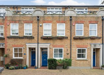 Thumbnail 3 bed town house to rent in Old Dairy Mews, London