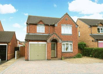 Thumbnail 4 bed detached house to rent in St. Lawrence Close, Wellington, Telford