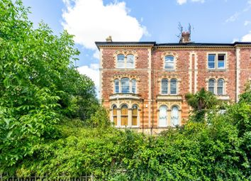 Thumbnail 3 bed flat for sale in Apsley Road, Clifton, Bristol