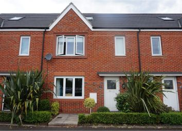 Thumbnail 3 bed town house for sale in Draybank Road, Altrincham