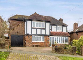 Thumbnail 4 bed property for sale in Brangwyn Crescent, Brangwyn, Brighton, East Sssex