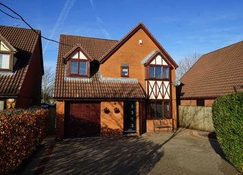 Thumbnail 4 bed detached house for sale in Greenstone Avenue, Horwich, Bolton
