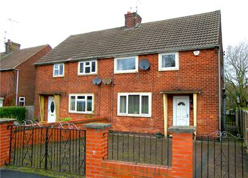 Thumbnail 3 bed semi-detached house for sale in Outseats Drive, Alfreton