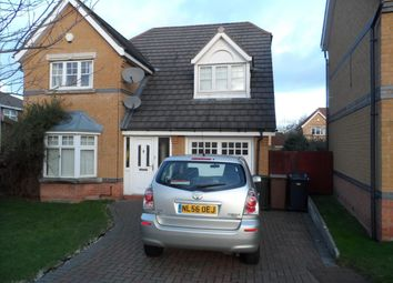 Thumbnail 4 bedroom detached house to rent in Greenhills, Killingworth, Newcastle Upon Tyne