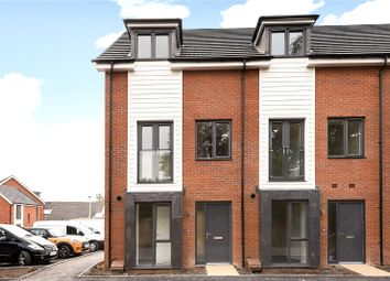 Thumbnail 4 bedroom town house for sale in Robert Parker Road, Reading, Berkshire