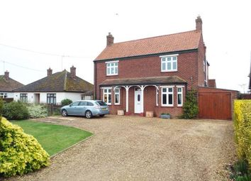 Thumbnail Detached house for sale in Ingoldisthorpe, King's Lynn, Norfolk