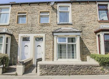 Thumbnail 4 bed terraced house for sale in Belvedere Road, Burnley, Lancashire