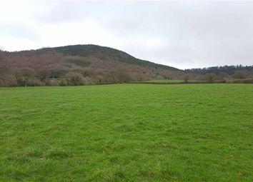 Thumbnail Land for sale in Plox Green, Plox Green, Shrewsbury
