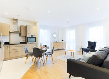 Thumbnail 2 bedroom flat for sale in Vitruvian Court, Ropemakers Wharf, London