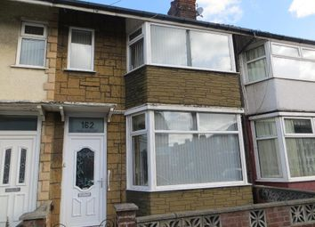 Thumbnail 2 bed terraced house for sale in Chanterlands Avenue, Hull