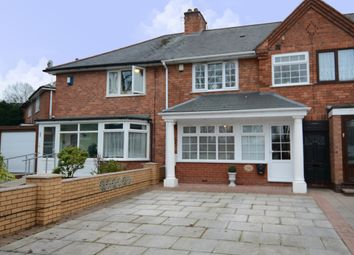 Thumbnail 3 bed terraced house for sale in Derwent Road, Stirchley, Birmingham
