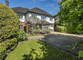 Thumbnail 5 bedroom detached house to rent in Copse Hill, London