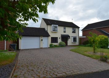 Thumbnail 3 bed detached house for sale in Dovecote Road, Droitwich
